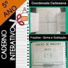 Código 652- Caderno interativo Quinto ano Matemática- vol 1
