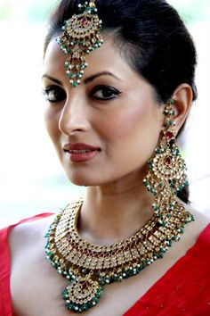love dis kundan jewellery