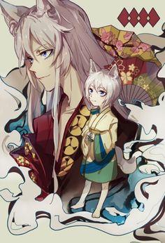 Kamisama Kiss- Kamisama Hajimemashita- Tomoe #Anime