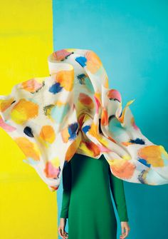 Marimekko Spring 2014: Tito dress