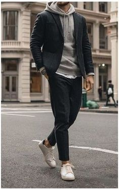 Outfits Casual, Winter Outfits Men, Stylish Mens Outfits, Mode Outfits, Men Casual, Suit Fashion, Mens Fashion, Fashion Outfits, Fashion Menswear