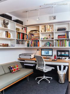 The 20 Most Popular Home Office Photos of 2015