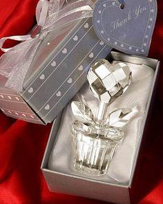 Elegant Crystal Favors