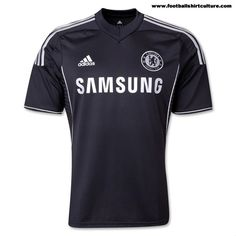 Chelsea 13/14 Adidas Third Football Shirt
