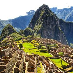 Machu Picchu, Peru. #Padgram