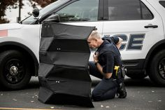 To design a better shield for police officers, researchers looked to a seemingly fragile art form.