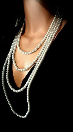 this necklace ~ very stylish ~ matching their outfit ~ minimal changes ~