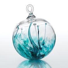 Splash! by Luke Adams Glass: Art Glass Ornament available at www.artfulhome.com