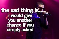 buhh u choose not to :(
