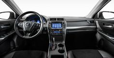 10+ Best 2015 Toyota Camry Inside Images