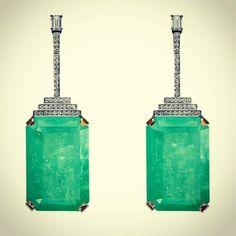 Jack Vartanian - Manhattan earrings