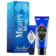 Jack Black Mighty Minis Duo #Sephora #gifts #giftsforhim