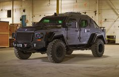 For those with plenty of pocket change in search for a unique way to burn some diesel, consider the Gurkha RPV Tactical Armored Vehicle by Terradyne Armored Vehicles. This armor-plated beast is more suited for driving in a post-apocalyptic wasteland than it is for driving the kids to soccer practice thanks to a 6.7 liter Powerstroke...Read More