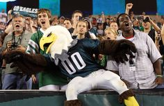 Swoop at a game