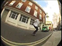 Radical Skate Action by Palace Skateboards