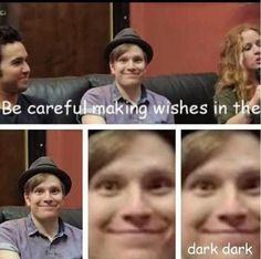 Fall out boy it's really funny how people don't understand this
