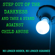 Take a stand against child abuse