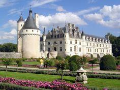 Chenonceau, France - En route pour une belle escapade printanière - Bon plan voyage de Belvedair à partir de 20€