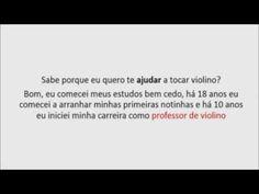 Curso De Violino Iniciante e Avançado  Aprenda Tocar Violino em Casa Aul...