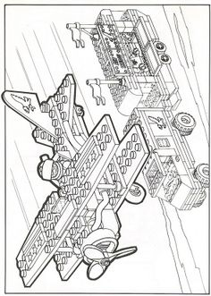 Lego Coloring Pages Lego Clutch Powers Coloring Page