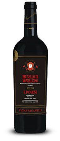 Il Poggione Brunello di Montalcino Riserva 2003 #wine