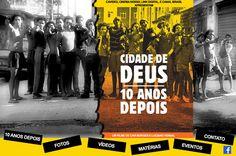 """Documentary """"Cidade de Deus 10 Anos Depois"""""""