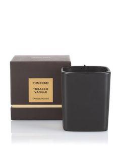 Tobacco Vanille, Tom Ford's elegant interpretation of an English gentleman's club.