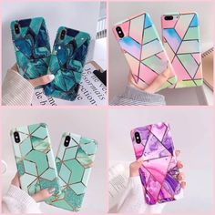 Our Marble Dream Cases Are The Cutest 😍 Boy Diy Crafts, Diy Crafts For Adults, Diy Crafts Videos, Diy Crafts To Sell, Diy For Kids, Diy Videos, Cute Phone Cases, Iphone Cases, Broderie Anglaise Fabric