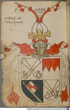 Ortenburger Wappenbuch Bayern, 1466 - 1473 Cod.icon. 308 u  Folio 144v