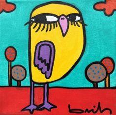 OBRAS : Claudio Baldrich Artista Plastico Bird Sketch, Kandinsky, 4 Kids, Art Lessons, Tatoos, Folk Art, Art Projects, Stencils, Crafts For Kids