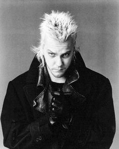 Kiefer Sutherland as David, The Lost Boys