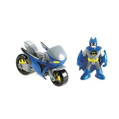 Fisher-Price Imaginext DC Super Friends Vehicle - Batman and Cycle