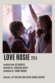 1.| LOVE ROSIE movie.