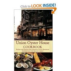 Union Oyster House Cookbook: A must buy