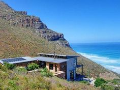 4 bedroom house for sale in Misty Cliffs for R 6 995 000 with web reference 571642 - Jawitz False Bay/Noordhoek 4 Bedroom House, Mountain View, Property For Sale, Seaside, Home And Family, Environment, Warm, Mansions, Architecture