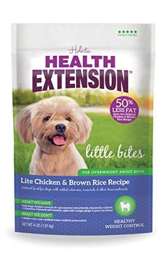 Health Extension Little Bites Dog Dry Food, - Health Extension Little Bites dry dog food is formulated to meet the specific needs of your teacup, toy and miniature breed dog with a holistic approach. Made with antioxidants and organic chicken, th Chicken Rice Recipes, Brown Rice Recipes, Dog Food Recipes, Wet Dog Food, Puppy Food, Can Dogs Eat Blueberries, Miniature Dog Breeds, Dog Food Online, Chicken And Brown Rice