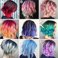 """2,764 Likes, 75 Comments - American Salon (@american_salon) on Instagram: """"So much inspiration 🙌🏼 textured bobs and lobs via @davidbutterflyloft, @pulpriothair A…"""""""