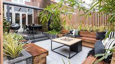 Deck Alternatives, Outdoor Living, Outdoor Decor, Backyard Patio, Interior And Exterior, Landscape Design, Pergola, Sweet Home, House