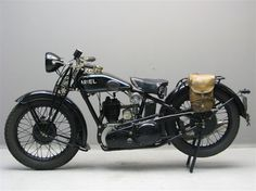 Ariel 1928 Model B 550 cc 1 cyl sv
