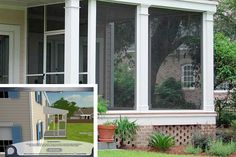Screen Porch Pictures | Screened In Porch Ideas | HouseLogic Porches