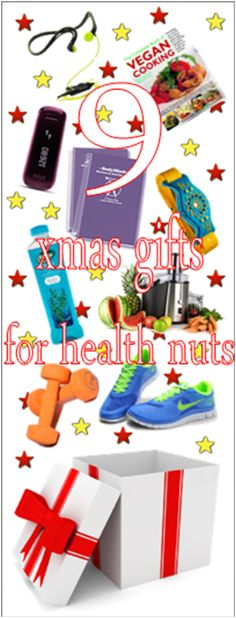 Don't know what to buy a fitness fanatic? http://www.wellforlife.co.uk/9-christmas-gifts-health-nut/