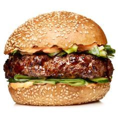 Hoisin Burgers : foodnetwork