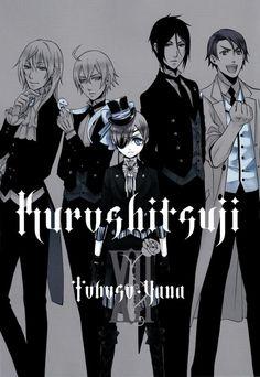 Kuroshitsuji - Black Butler #Anime #Manga Vol.12