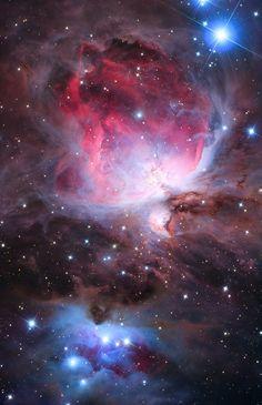 Orion Nebula Image credit & copyright: László Francsics