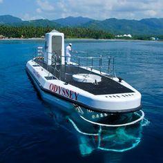 E BALI Odyssey Submarine in Bali - Candidasa Beach Activities Bali Cruise, Go Guide, Serengeti National Park, Beach Activities, Once In A Lifetime, Underwater World, Honeymoon Destinations, Natural Wonders, Beach Resorts
