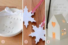 La chica de la casa de caramelo: Tres sencillos DIY con pasta de modelar