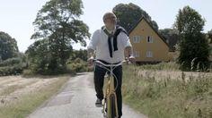 Unterwegs mit dem Fahrrad.