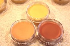 Homemade Glossy Lip Balm Recipe | Confessions of a Homeschooler