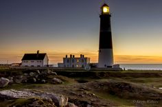 Portland Lighthouse at Dawn by Kevin Withers, via 500px