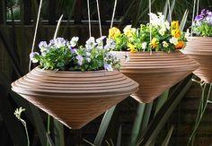 Interline Hanging Bowl Planters